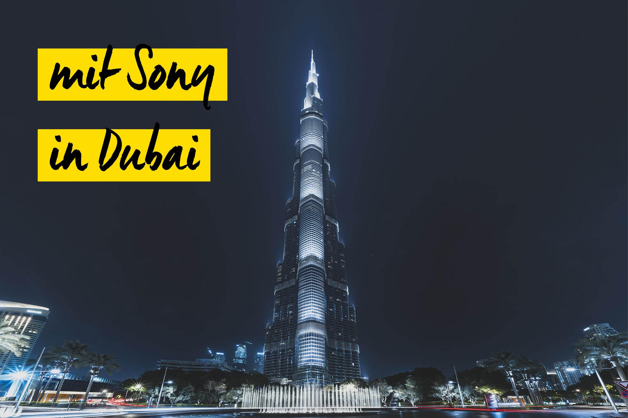 Architektur Dubai